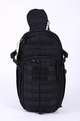 25.11 Tactical Rush Moab 10 backpack - Black - New with Tags