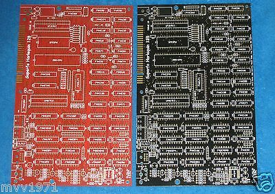 Harlequin 128K rev. 1B Sinclair ZX Spectrum 128K clone PCB only