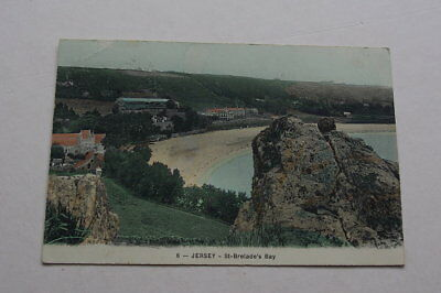 Early Postcard Jersey - St. Brelade's Bay