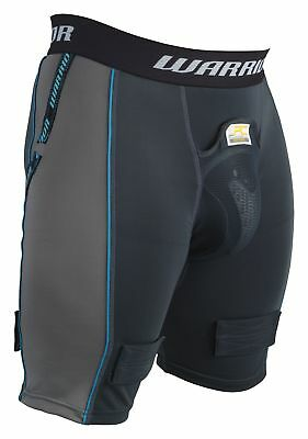 Warrior Nutt Hutt Ice - Compression Shorts with Cup - XXL - NEW