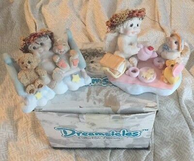 Lot Of 2-DREAMSICLES - THE TEA PARTY & SWINGTIME-TWO GREAT PIECES!!