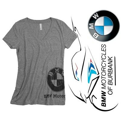 BMW Motorrad Vitage Distressed T-Shirt - Women's