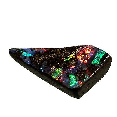 natural queensland boulder opal 3.32ct genuine loose gemstones