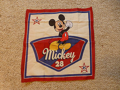 Disney Mickey Maus Mouse Taschentuch retro Style
