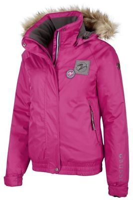 Kinderreitjacke BUSSE TIMBER TEENS pink