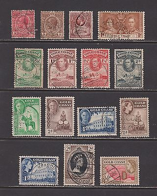 Gold Coast-  Lot 1446, Old Used.