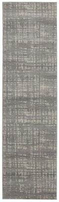 Hallway Runner Rug Hall Runner Silver Grey New Floor Carpet Mat 5 Meters Long
