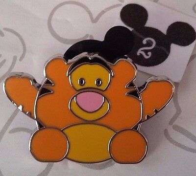 Tigger Magical Mystery Round Series 7 Baby Winnie the Pooh Disney Pin 102423