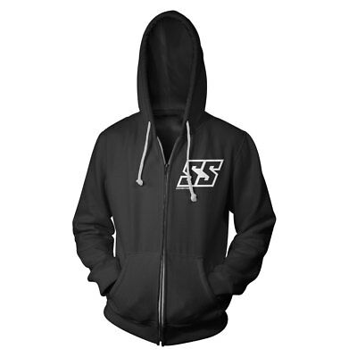 2018 Speed & Strength Black Corporate Zip-Up Hoody  - Pick Size
