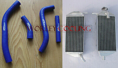ALUMINUM RADIATOR and HOSE FOR YAMAHA YZF450 YZ450F 2010-2013 2011 2012 2013 10