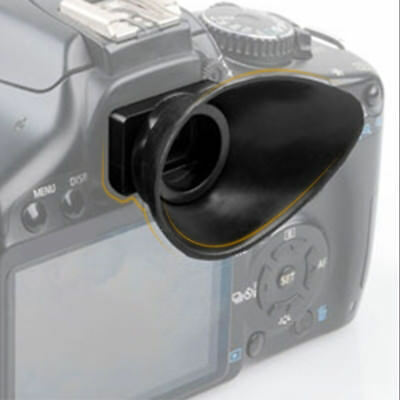 Viewfinder Eye Piece Cup Eyecup Cover 18MM For Camera Lens Canon 550D 60D D30