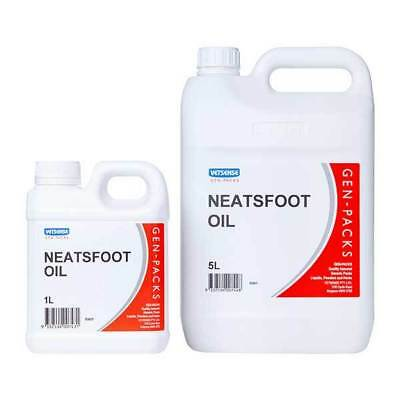 Neatsfoot Oil 1 litre