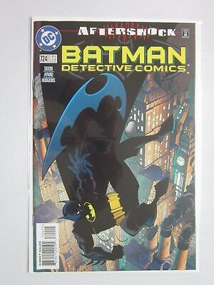 Detective Comics (1937 1st Series) #721 - 8.0 VF - 1998