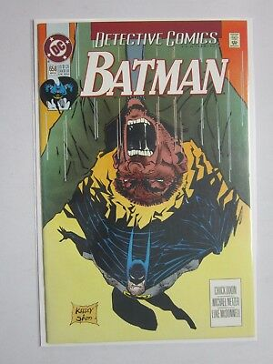 Detective Comics (1937 1st Series) #658 - 8.0 VF - 1993