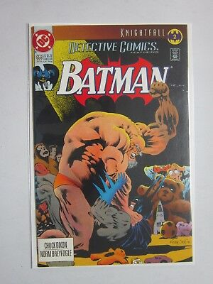 Detective Comics (1937 1st Series) #659 - 8.0 VF - 1993