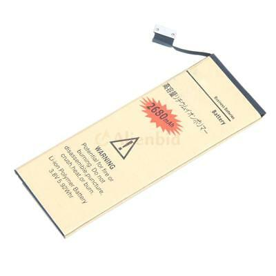 2680mah 3.8V Internal A+++ Li-ion Battery for iPhone 5S Golden