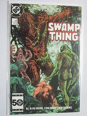 Swamp Thing (1982 2nd Series) #47 - 8.0 VF - 1986