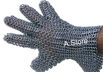 Armor Chain Mail Gloves