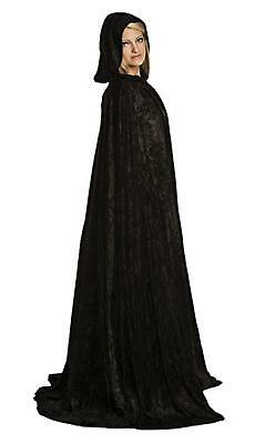 Full Length Cloak/Cape with Hood for Adults US