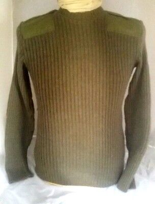 Pull Commando Anglais Militaire Chasse Peche Armee