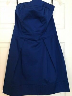 Brand new french connection dress size 8 in electric blue