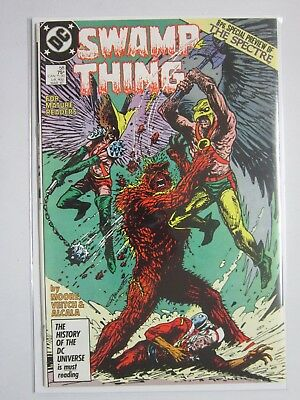 Swamp Thing (1982 2nd Series) #58 - 8.0 VF - 1987