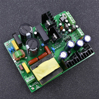 Amplifier with Heatsink For Ham Radio 1.5W HF FM VHF UHF RF Power 10MHz-500MHZ