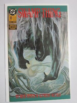 Swamp Thing (1982 2nd Series) #65 - 8.5 VF+ - 1987