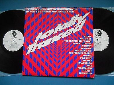 Totally Tranced Double Lp Various Artists Uk