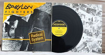 Babylon Fighters - Radical System - Vinyl Lp - Vg
