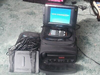 voyager in car dvd system
