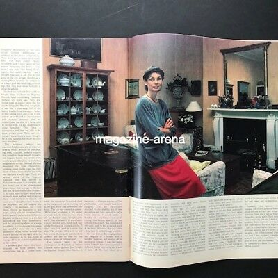Jean Shrimpton / A Room Of My Own   / Uk Magazine