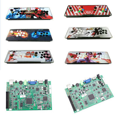 875 in 1 Multi Arcade Games Board Fighting Game Cable For Pandora Box 5S