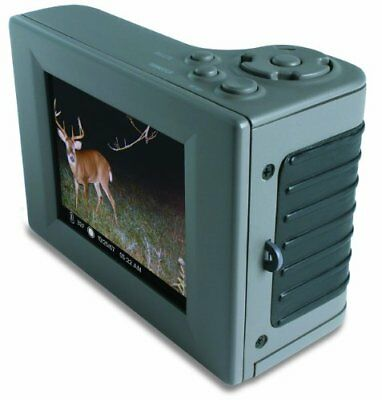 Moultrie Digital Picture Viewer Black 2 x 6 x 8.25