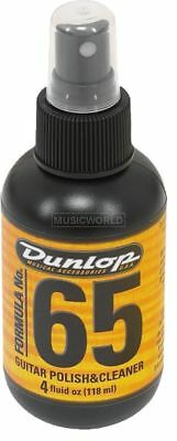 Dunlop Guitar Polish & Cleaner 65 - 118 ml