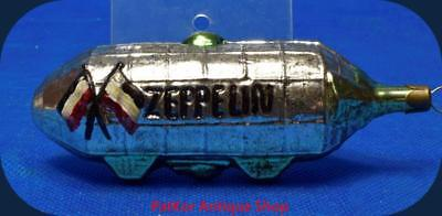 zeppelin--WWI ORIGINAL GERMANY-Christmas decoratios/4259