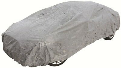 Medium Size Full Car Cover UV Protection Waterproof Breathable Universal