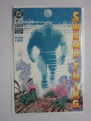 Swamp Thing (1982 2nd Series) #69 - 8.0 VF - 1988