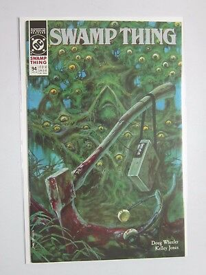 Swamp Thing (1982 2nd Series) #94 - VF - 1990