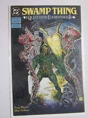 Swamp Thing (1982 2nd Series) #105 - 8.5 VF+ - 1991
