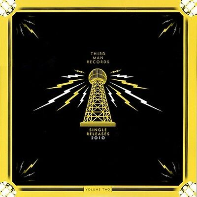THIRD MAN RECORDS Jack White Vault #7 - LPs only