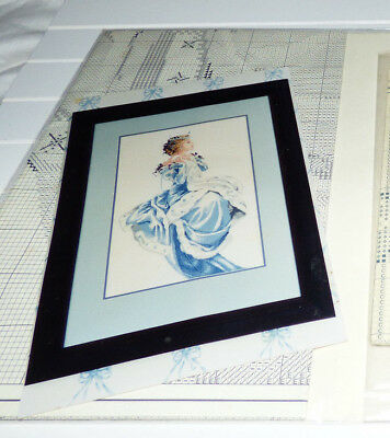 MIRABILIA  Winter Queen CROSS STITCH CHART  - NORA CORBETT
