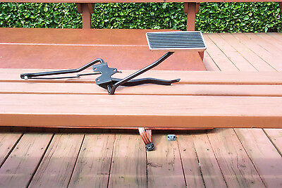 1964,'65,'67,'68 Ford Mustang Accelerator Pedal Assembly W/Manual Transmission