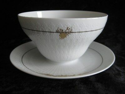 Rosenthal Romanze in Dur ( Gold ) Sauciere
