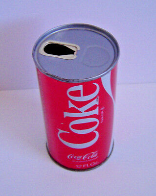 Vintage Metal Coke Coca-Cola Can 12oz Denver , Colorado