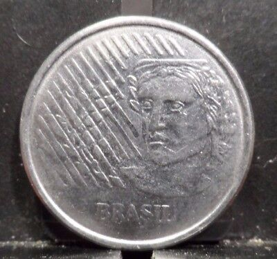 Circulated 1994 1 Real Brazil Coin (100517)1