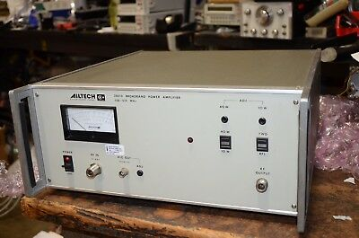 AilTech Cutler 512 Mhz 10 & 40 Watt RF Broadband Power Amplifier 20512