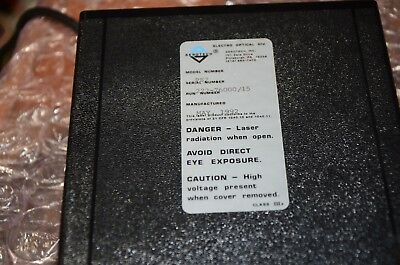 Aerotech Emission Insulator & Beam Laser Power Supply PS2 PS-2