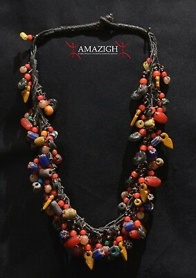 Old Berber Necklace – Guelmim Region, South Morocco