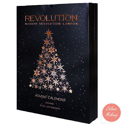 Makeup Revolution Christmas Advent Beauty Calendar - Full Sized Makeup
